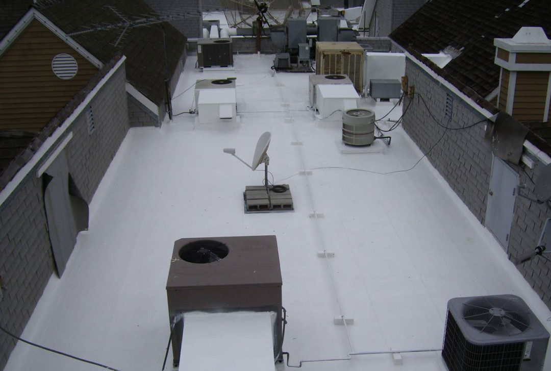 Roof-Coating-Cool-Roof-Coating-Commercial-Roof-SureCoat-Lantern-Bay-After