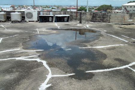 Flat Concrete Roofs