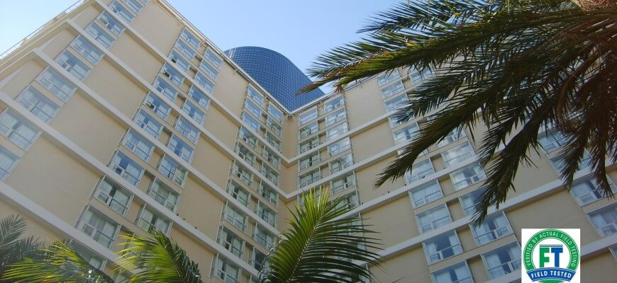 hotel wall coatings