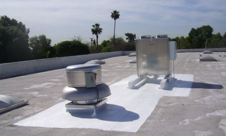 roof service and maintenance coating