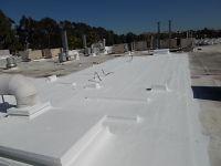 flat BUR roof repair