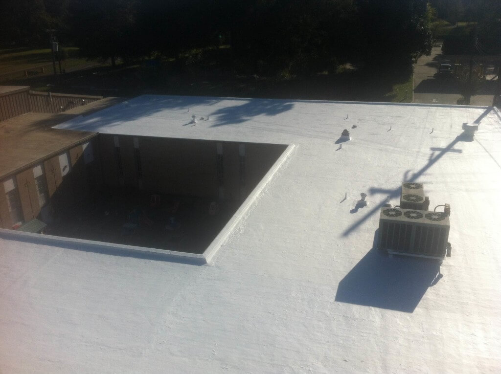 roof-coating-gravel-roof