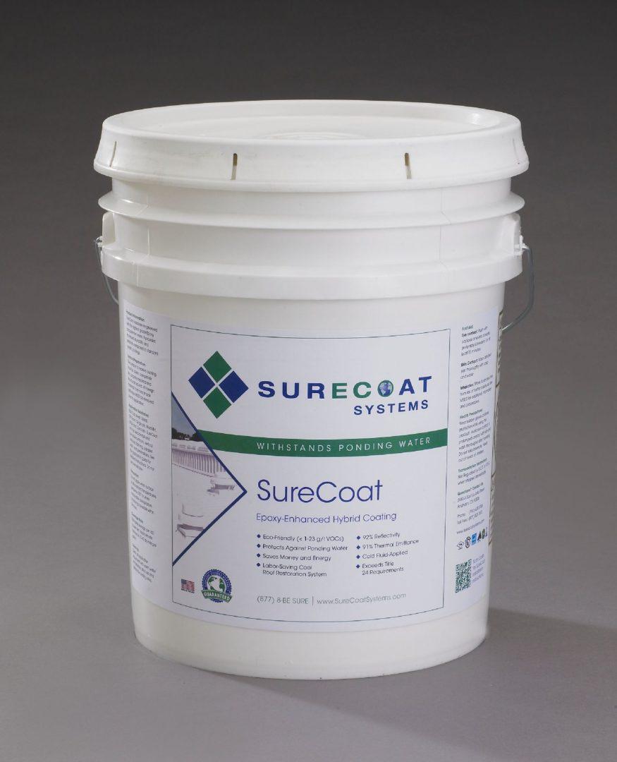 SURECOAT-elastomeric-roof-coating