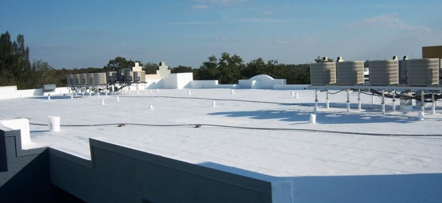 elastomeric roof coating systems