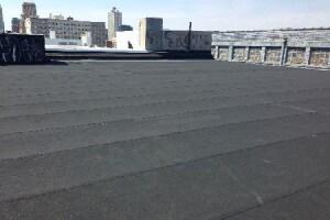 flat modified bitumen roofs