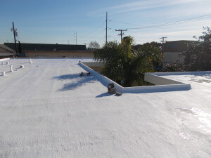 SureCoat gravel roof restoration