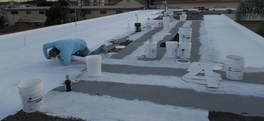 Surecoat Systems, Fluid Applied Waterproofing For Roofs, Walls And Concrete  Restorations. Single Ply, Elastomeric Roof Coating, EPDM Coating, ...