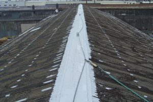 coating fasteners metal roofs