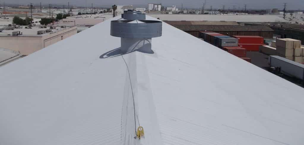 ... Metal Roof Restoration ...