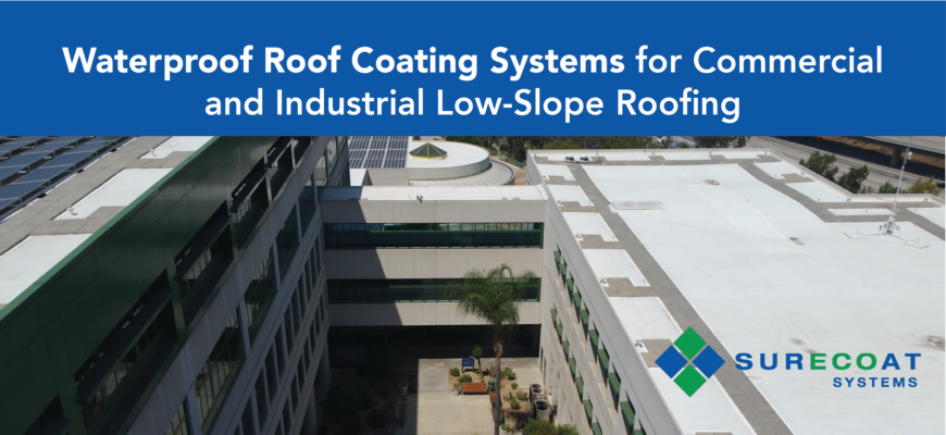 Waterproof Commercial Roofs